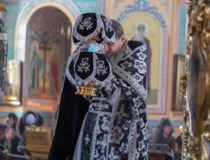 Скончался почетный клирик собора архимандрит Ювеналий (Рожин)